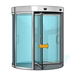 Automatic And Revolving Doors