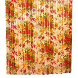 Flower Print FRP Sheet