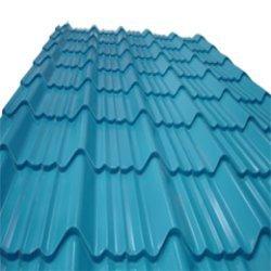 Metal Tiled Roof Profile