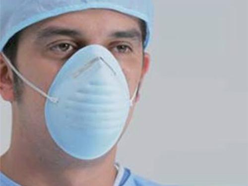 Nuisance Dust Mask Fabric