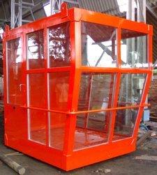 Crane Operators Cabin