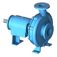 End Suction Centrifugal Pumps Ecw Series