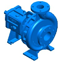 General Refinery Pumps Ecc Series