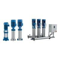 Multistage Vertical Centrifugal (Inline) Pump Mv Series
