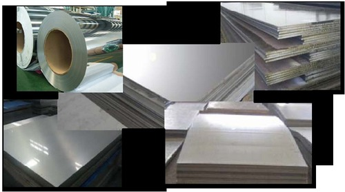 Duplex Stainless Steel Plates