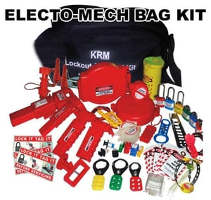 Lockout Electrical Mechanical Kit