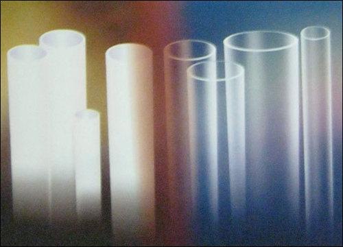 Clear Quartz And Silica Fused Glass