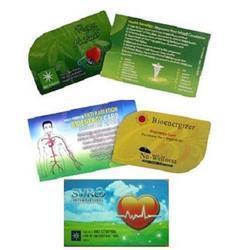 Magnetic Nano Card
