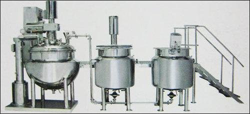 Automatic Cream Plant in  Vasai (E)