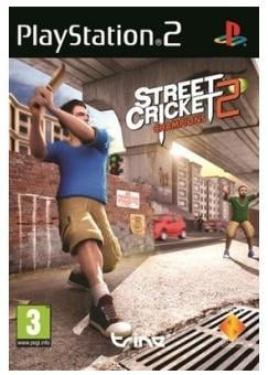 PS2 Street Cricket Video Game