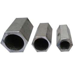 Stainless Steel Hexagonal Pipes