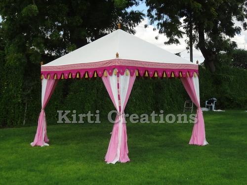 Fancy Pergola Tent