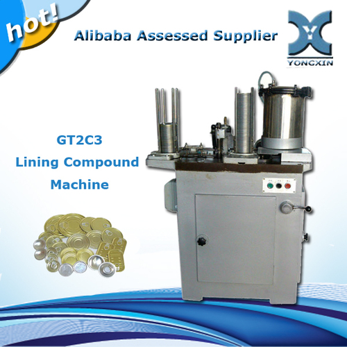 Lining Compound Machine Gt2c3