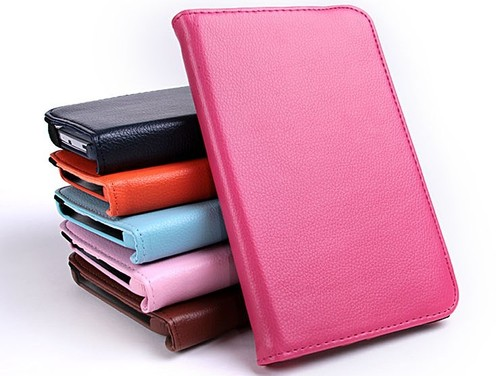 Galaxy Tab P3200 Leather Cover
