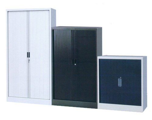 Tambour Door Cabinets