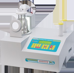Programmable Automatic Melting And Boiling Point Apparatus (µThermoCal25)