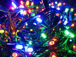 Decorative Festival Lights in  Santacruz (W)