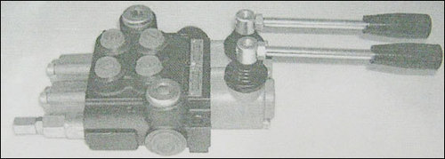 Hydraulic Directional Control Valves Type P40