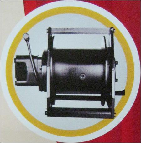 Industrial Hydraulic Winch
