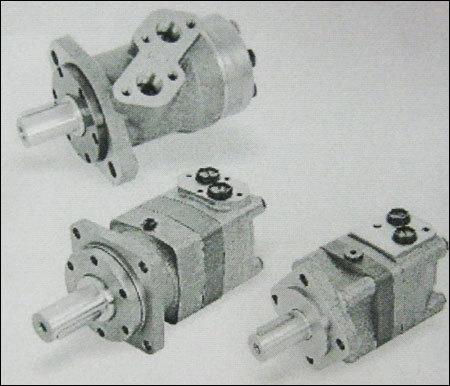 Orbit Hydraulic Motor With Spool Valve