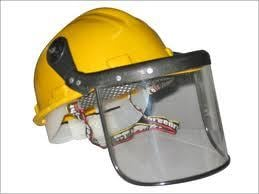 Fire And Industrial Safety Helmet
