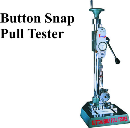 Button Snap Pull Tester