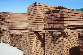Keruing Wood