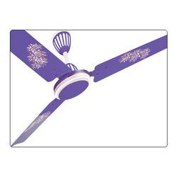 Diplomat Violet Fan