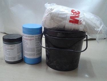 3m Resin And Hardner Kit For Rpm Application