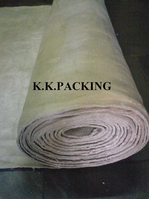 Asbestos Rubberised Cloth