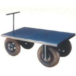 Platform Trolleys with Maruti Tyre