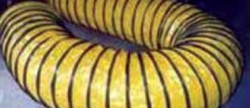 Pvc Coated Fabric For Ducting