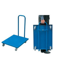 Foldable Hand Platform Trolley