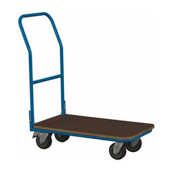 Foldable Type Platform Trolley