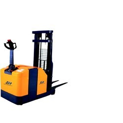 Fully Electric Counter Balance Hydraulic Stacker in  2-Sector