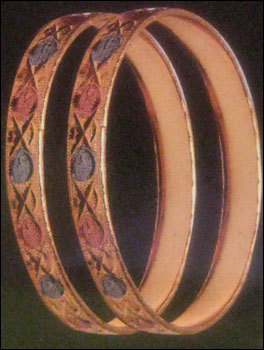 Latest Pattern Gold Bangles