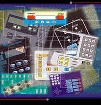 Microwave Oven Membrane Switches