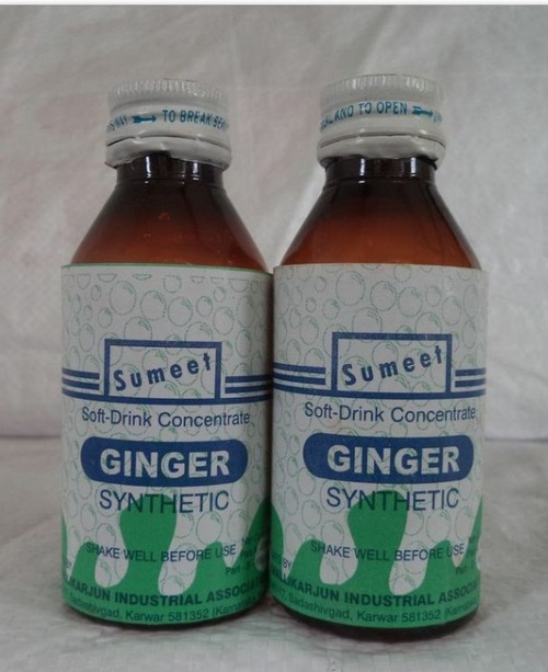 Ginger Synthetic Flavor