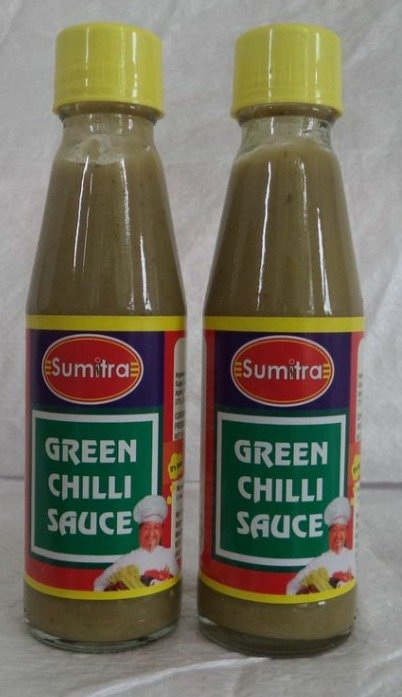 Green Chilly Sauce (200ML)