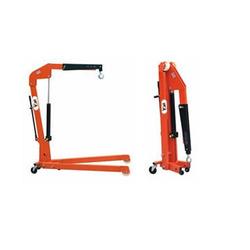 Hand Hydraulic Foldable Floor Crane