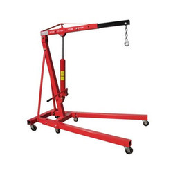 Hand Hydraulic Shop Floor Crane