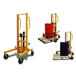 Hydraulic Drum Pallet Lifter