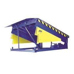 Hydraulic Mechanical Dock Leveler