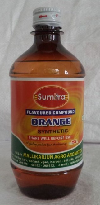 Orange Synthetic Flavor