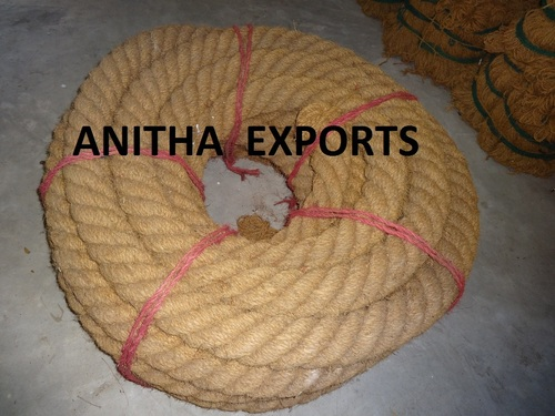 Handmade Giant Rope