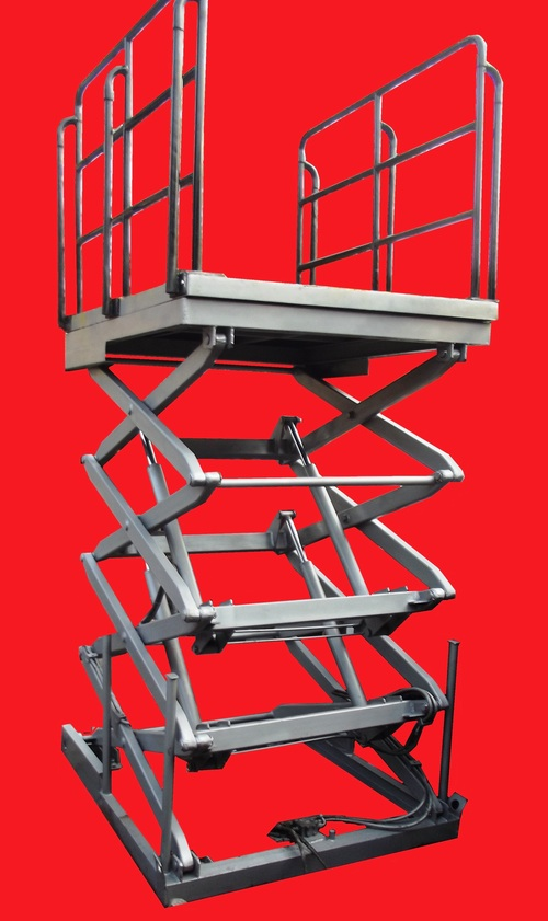 Hydraulic Goods Scissor Lift