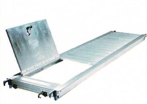 Aluminium Plateform With Trap Door