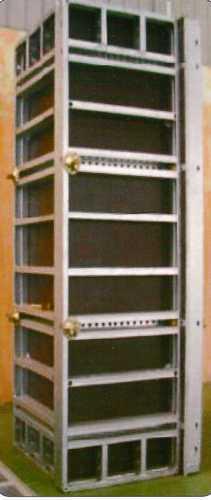 Aluminum Column Panel
