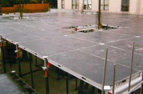 Aluminum Panels With Drop Head