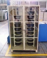 Cutter Storage Rack